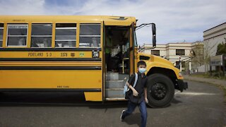 Democrats Aim To Go Green With School Buses