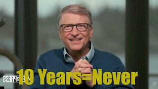 Bill Gates Says at Least 10 Years Untill Normal