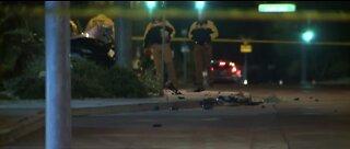 Deadly crash near Las Vegas Boulevard, Silverado Ranch