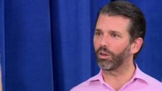 Donald Trump Jr. one-on-one interview with WPTV's Meghan McRoberts