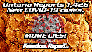 More Lies In Canada About COVID-19 Cases