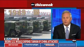 Retired Marine Col: It's Not A Question Of If China Will Attack Taiwan, It's When