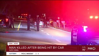 Cape Coral Police respond to traffic fatality