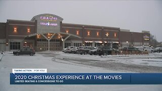 Metro Detroit theaters welcome movie-goers for Christmas