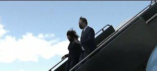 Vice President Kamala Harris comes to Las Vegas
