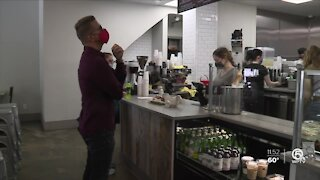 Downtown West Palm Beach businesses receiving infusion of cash