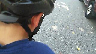 Bike Ride FAIL