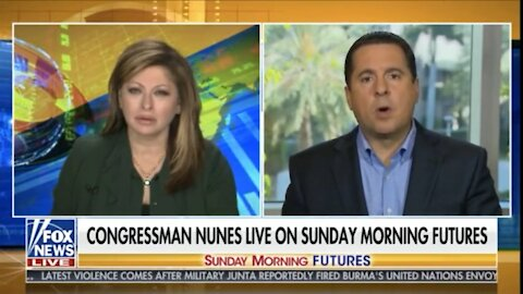 Rep. Devin Nunes On The Real Reason The Left Has Turned on Cuomo & Newsom | The Washington Pundit