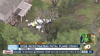 Small plane crashes into home, kills five