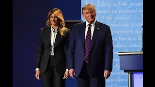 Trump says he and first lady tested positive for coronavirus