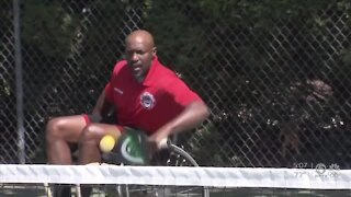 Sports clinic for disabled veterans comes to West Palm Beach