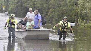 Recovery Efforts Continue Following Hurricane Sally