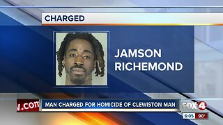 Person of interest arrested in Hendry County murder case