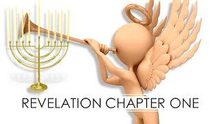 REVELATION CHAPTER 1 ~ BIBLE STUDY QUIZ