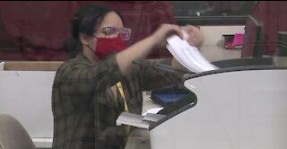 Clark County Elections Department updates ballot count