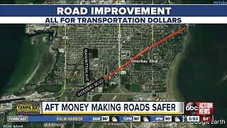 AFT money making roads safer