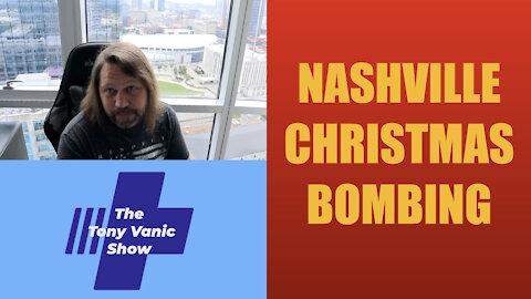Nashville Christmas Bombing Analysis