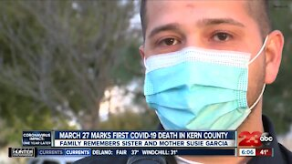 Looking back at the first COVID-19 death in Kern County