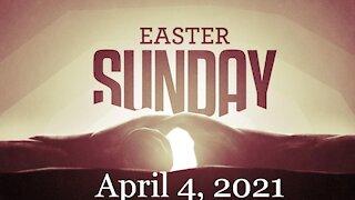 04-04-2021 Easter Sunday