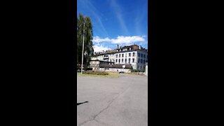 Castle of switzerland morges city