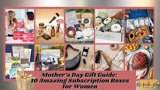 Teelie Turner   Mother's Day Gift Guide: 10 Amazing Subscription Boxes for Women