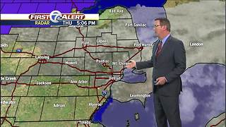 Metro Detroit Forecast: Chilly start to the weekend