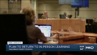 More Florida school districts discontinuing distanced learning