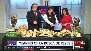 Rosca de Reyes tradition