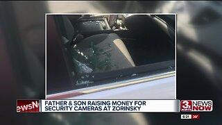 Zorinsky Security Cameras