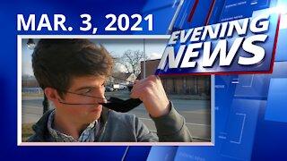 Catholic — Evening News — MARCH 3, 2021