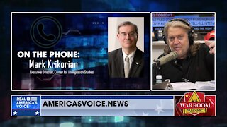 'Jimmy Carter 2.0': Mark Krikorian Says Biden's Border Crisis is Spinning Out of Control