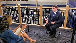 RAW INTERVIEW: Sen. Rubio talks about coronavirus prevention