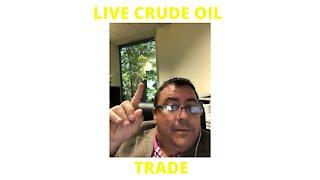 Live Crude Oil Trade