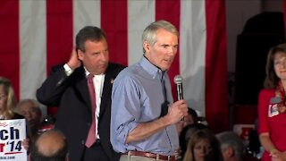 Senator Rob Portman joins in failed attempt to dismiss impeachment trial