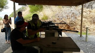 SOUTH AFRICA - Cape Town - Western Cape Firearms Festival (video) (9nW)