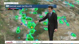 23ABC Evening weather update June 17, 2021