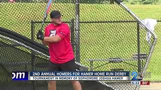 2nd Annual Joshua Hamer Memorial Tournament