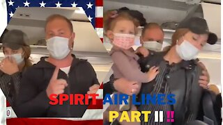 WATCH THIS: A family was just kicked off a Spirit Airlines flight from Orlando to New York,