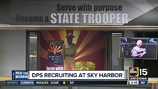 Recruiting more people to law enforcement