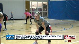 Rivalz Football Game raises money for Alzheimer's Association