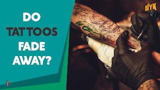Why Are Tattoos Permanent?