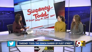 """Queen City Productions Previews """"Sweeney Todd"""""""
