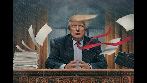 What Storm Mr. President??