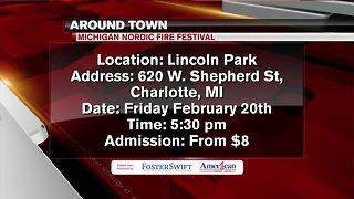 Around Town 2/20/19: Michigan Nordic Fire Festival
