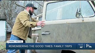 Bartlesville Man Reunited With Long Lost Family Van
