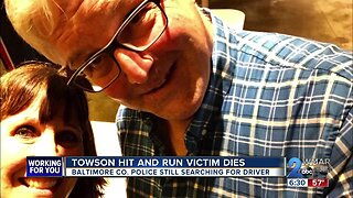 Former Johns Hopkins scientist dies after New Year's Eve hit and run crash