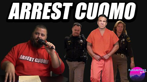 Cuomo Thrown Under the Bus - HE SHOULD BE IN JAIL!