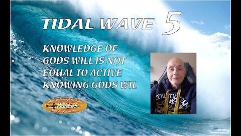 ENGLISH - Tidal Wave -5