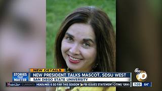 New San Diego State University president named