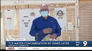 40 years after TCE water contamination: Victims still suffer